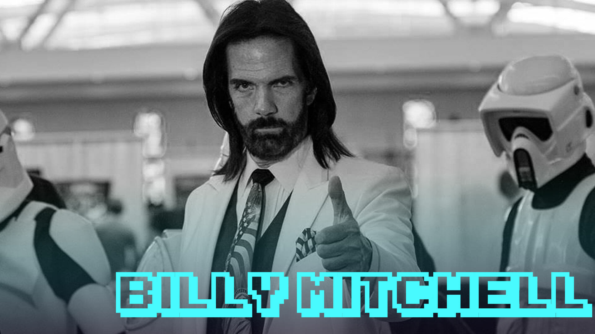 Billy Mitchell - Pac Man World Champion