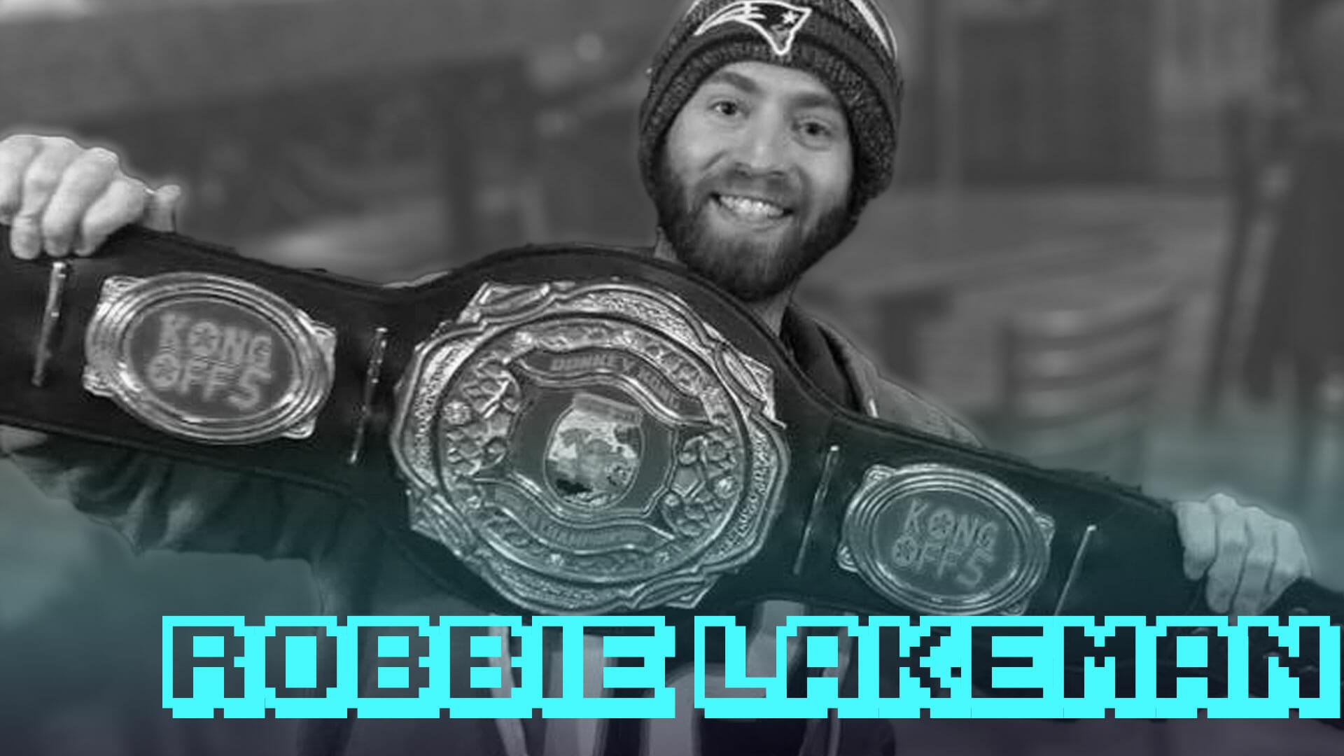 Robbie Lakeman - Donkey Kong World Champion